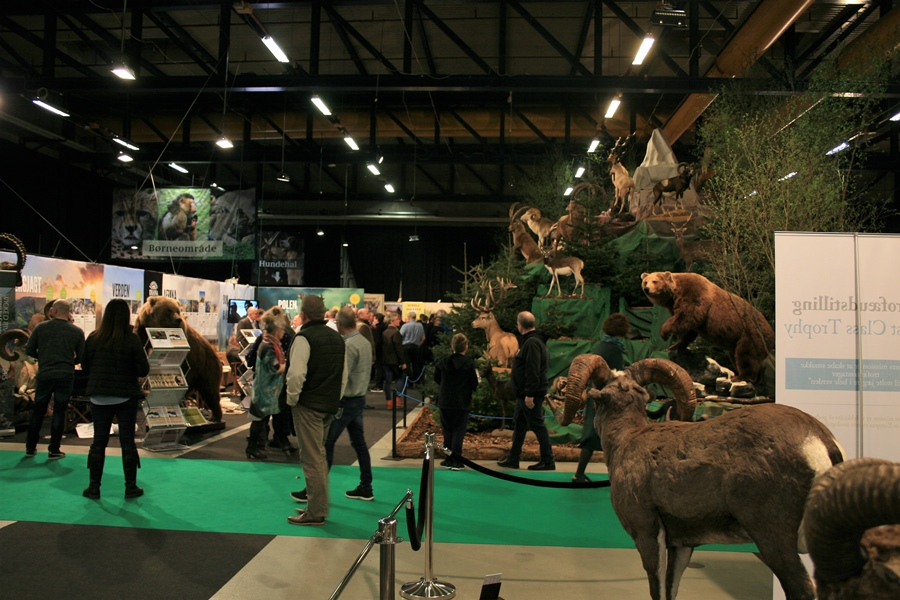 Gyulaj Zrt. is at the Odense Jagt&Outdoor fair in Denmark